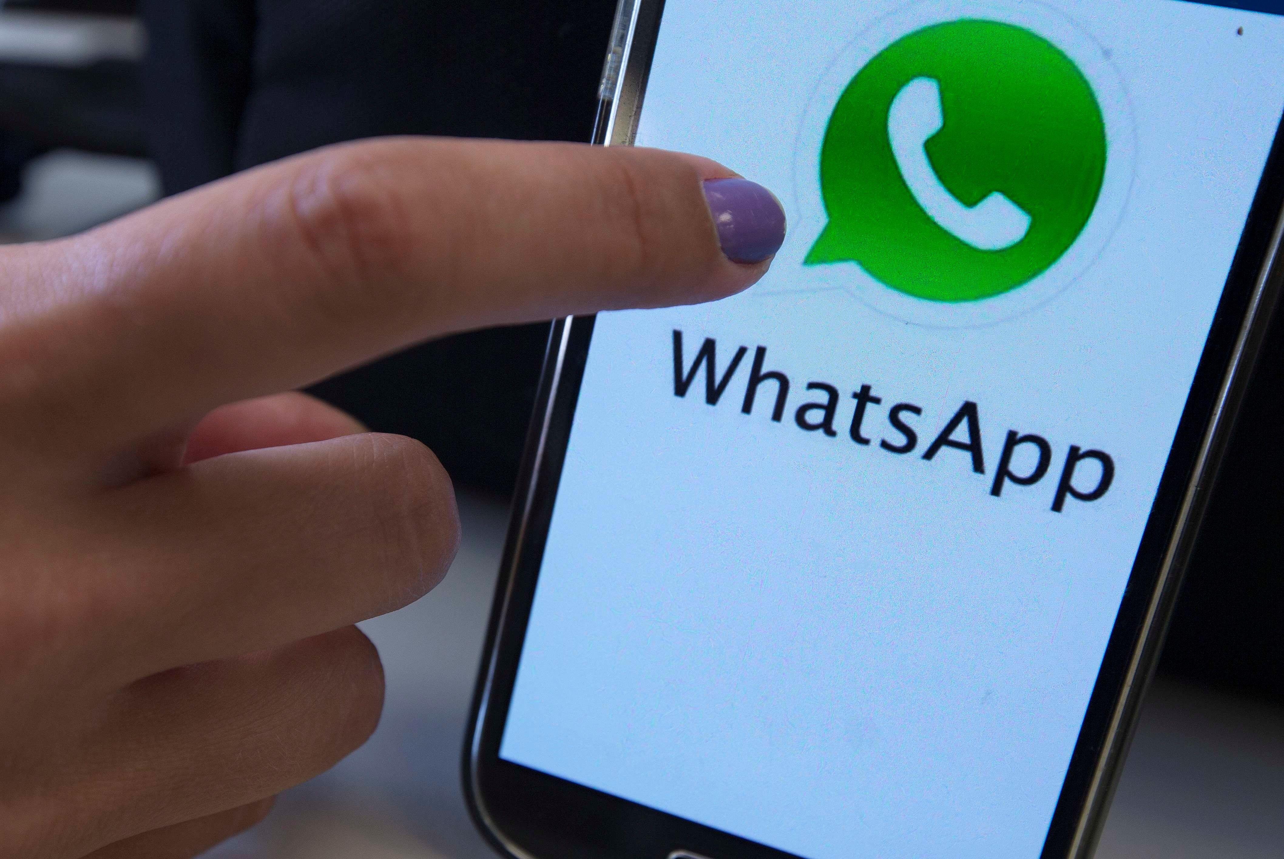 WhatsApp tiene gran variedad de acciones para interactuar. (Foto: EFE)