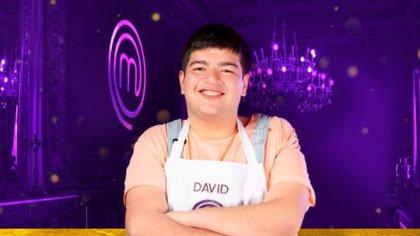 David Albiter (Foto: Cortesía TV Azteca/MasterChef México)