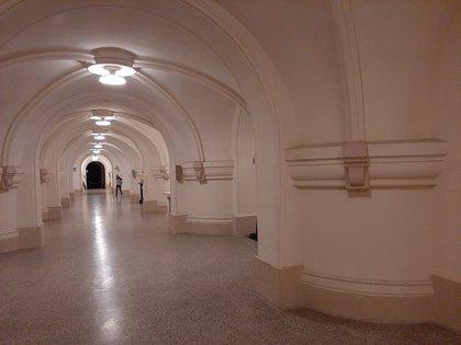 Cripta de la basílica de Nuestra Señora de Luján