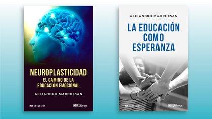 Los libros de Alejandro Marchesan