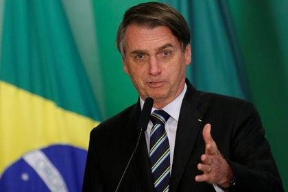 La reforma de jubilaciones fue presentada por el presidente Jair Bolsonaro (REUTERS/Adriano Machado/archivo)