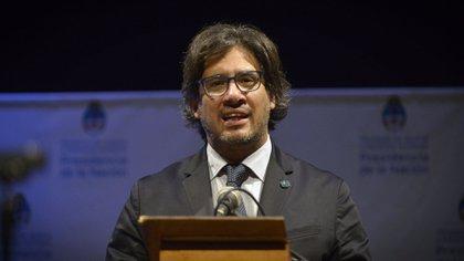 Germán Garavano (Gustavo Gavotti)