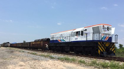 """""""Plan Maestro Ferroviario"""" con el que busca la reactivación de la vía férrea en el país. Foto: cortesía de la ANI"""