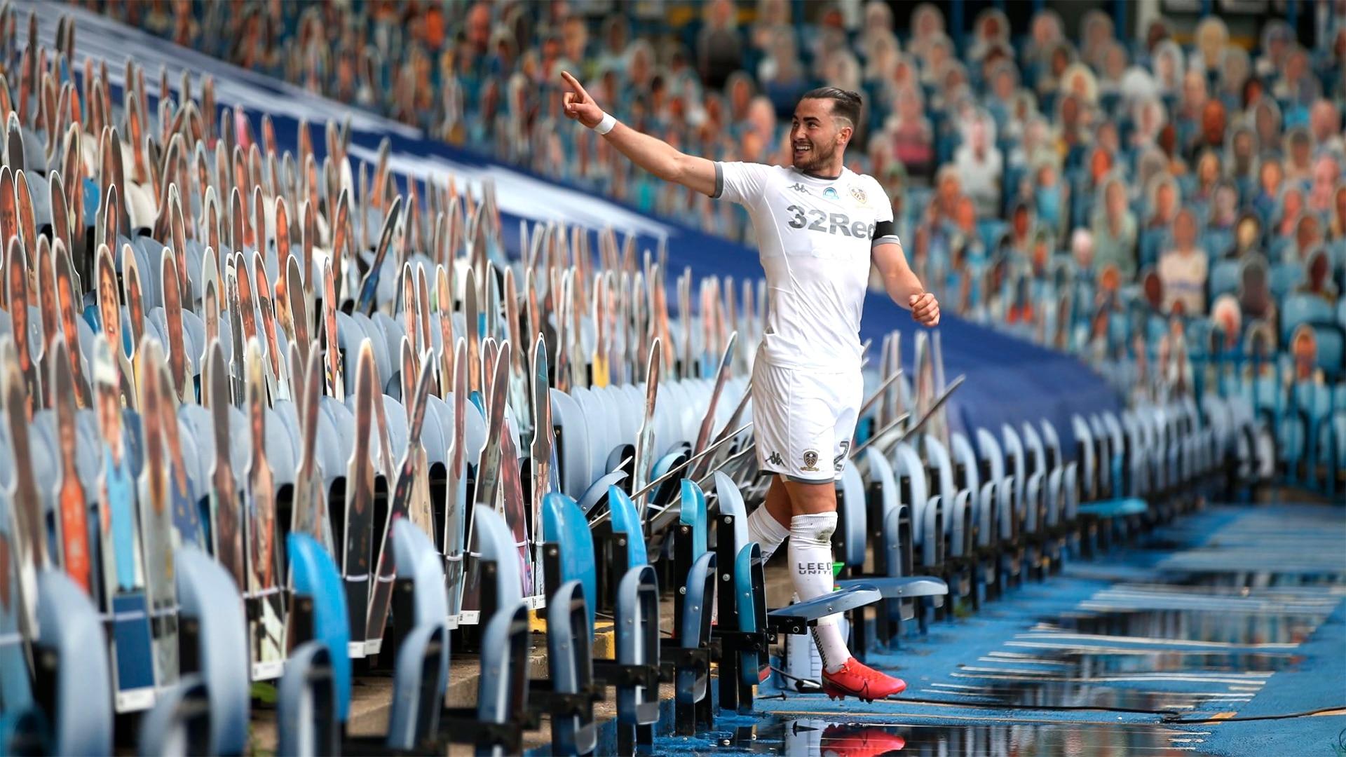 El Leeds United de Bielsa triunfó, festejó con sus hinchas de cartón y acaricia el ascenso a la Premier - Infobae