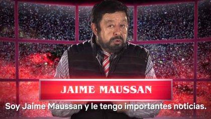 Jaime Maussan es el investigador mexicano más famoso sobre el fenómeno OVNI (Foto: Netflix)