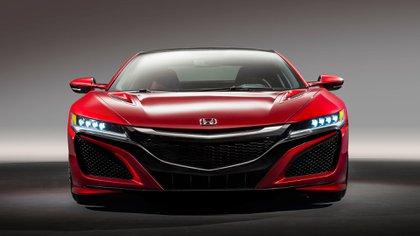 La última generación del Honda NSX (Honda)