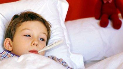 La fiebre es un indicador equívoco, advirtieron los expertos, que puede crear una falsa impresión de seguridad en las escuelas.