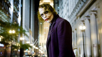 Heath Ledger, el actor que alcanzó la fama sólo para huir de ella.   (Foto: Warner Bros)