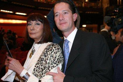 Lucía Guilmáin se destacó en el teatro, donde obtuvo diversos reconocimientos (Foto: Cuartoscuro)