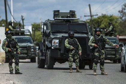 Según México Evalúa hubo fallas antes y durante operativo para detener a Ovidio Guzmán  (Foto: Rashide Frias/Cuartoscuro)