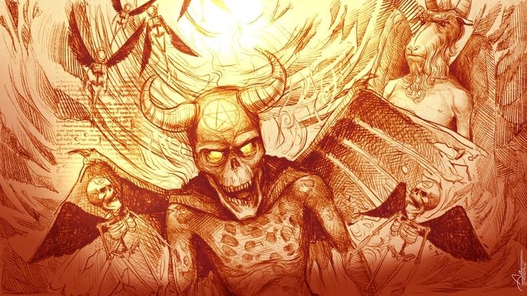 Resultado de imagen de ¿Es el diablo / Satanás una persona, una fuerza, o una personificación del mal?