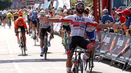 Fernando Gaviria y una nueva oportunidad de ganar en el Giro de Italia: etapa 7