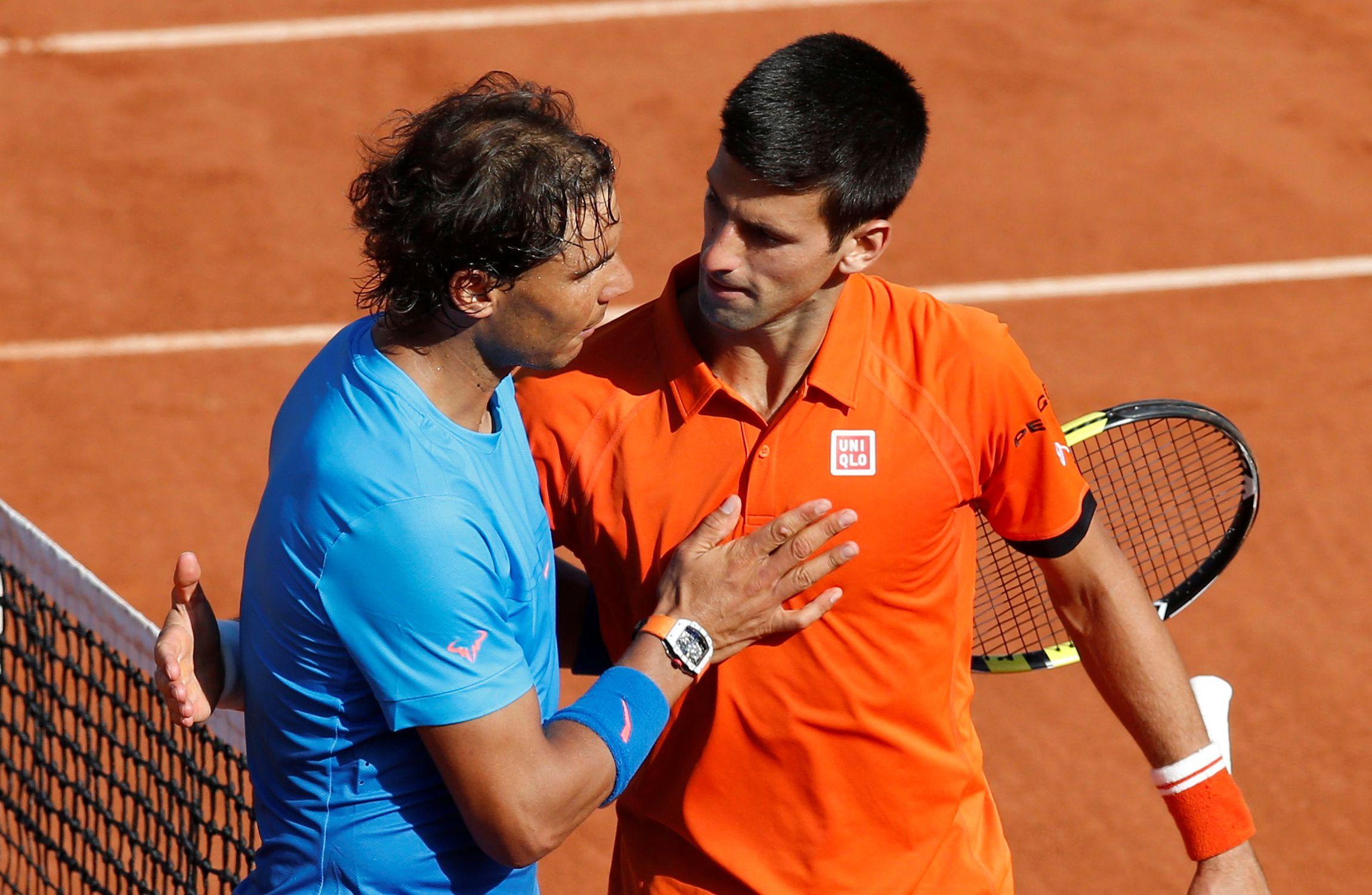 Nadal y Djokovic volverán a verse las caras para definir un título (Foto: Reuters)