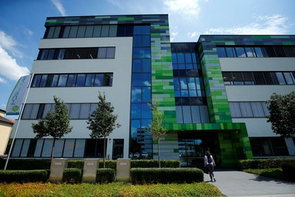La sede de la compañía biofarmacéutica BioNTech en Mainz, Alemania (REUTERS/Ralph Orlowski/Foto de archivo)