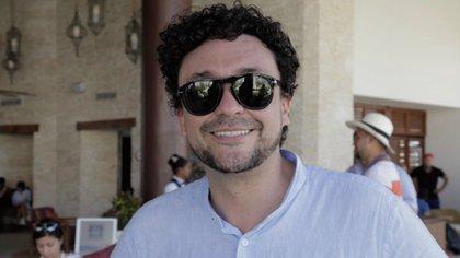 Andrés Cepeda dio positivo para Covid-19