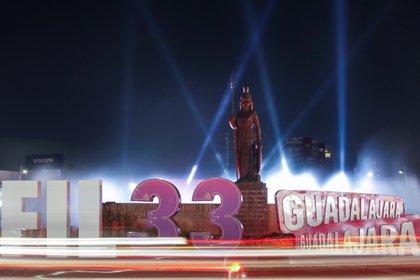Fundada en 1987 por la Universidad de Guadalajara, la FIL se ha convertido con el tiempo en el mayor festival literario de Iberoamérica y el segundo mayor del mundo (Foto: EFE/ Francisco Guasco)