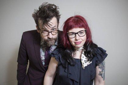 Matt Fraction y Kelly Sue DeConnick en Barcelona