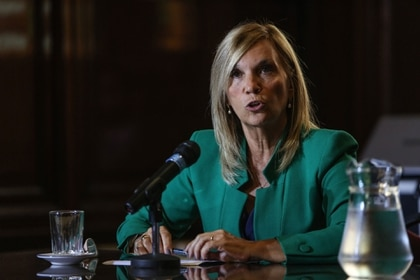 Beatriz Argimón es la primera mujer electa como vicepresidenta de Uruguay