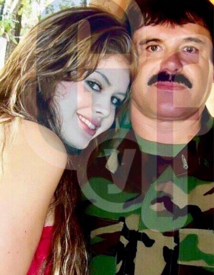 Valeria fue otra amante de El Chapo, mientras estaba con Emma Coronel (Foto: Archivo)