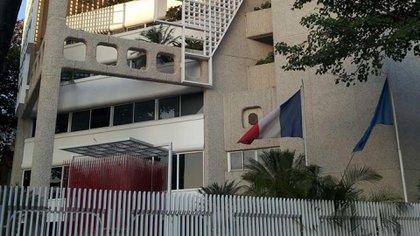 Embajada de Francia en Venezuela (https://www.venezuela.campusfrance.org)