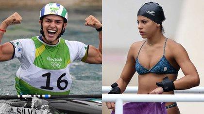 Pedro Gonçalves e Ingrid Oliveira estuvieron al borde de la expulsión en Río 2016