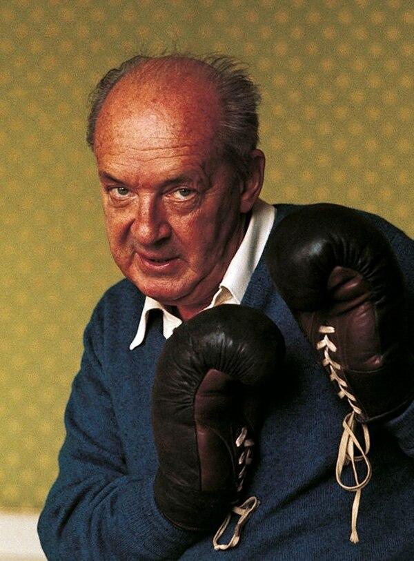 Vladimir Nabokov 1960.