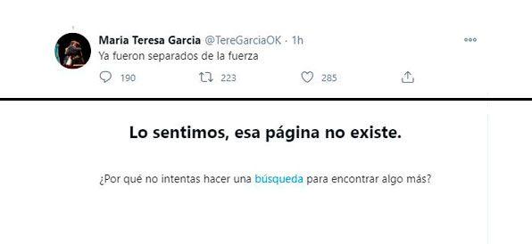 patricia bullrich twitter policias