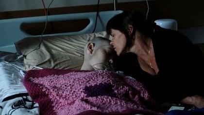 En fotos: así documentó un padre la vida y muerte de su hija