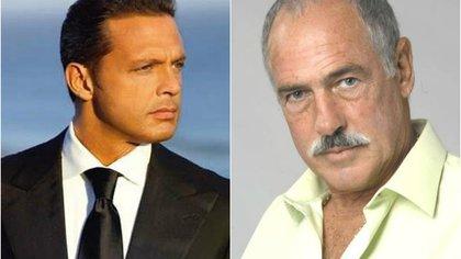 Andrés García ayudó a que Luis Miguel lanzara su carrera como cantante (Instagram)