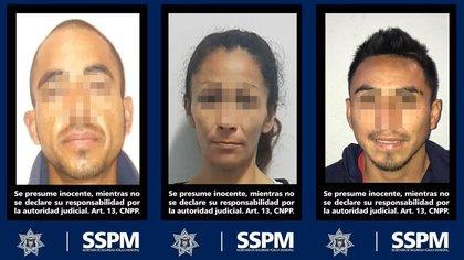 En Tijuana, policías municipales detuvieron a seis presuntos distribuidores de droga (Foto: Twitter @SSPMTijuana)