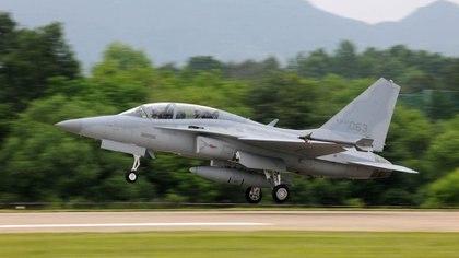 Avión FA-50 (Fuerza Aérea de la República de Corea)