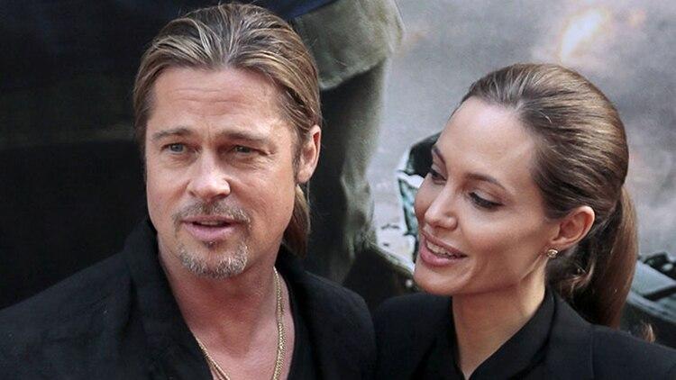 """En septiembre de 2016, Angelian Jolie presentó una solicitud de divorcio alegando """"diferencias irreconciliable"""" con Brad Pitt. Así, tras diez años de relación y solo dos de casados, la famosa pareja """"Brangelina"""" anunciaban el final de su unión. Todavía siguen peleando por la custodia de sus hijos"""