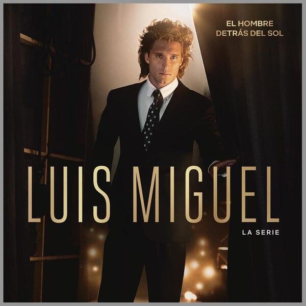 """El álbum de """"Luis Miguel, la serie"""""""
