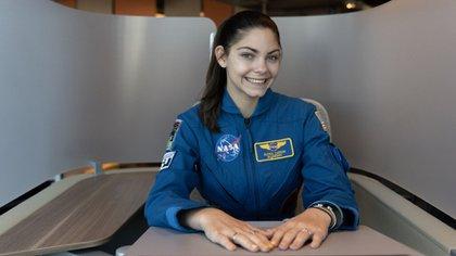 La NASA realiza campamentos para jóvenes que buscan ser astronautas