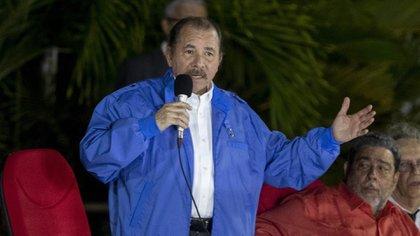 Daniel Ortega (EFE/Jorge Torres/Archivo)