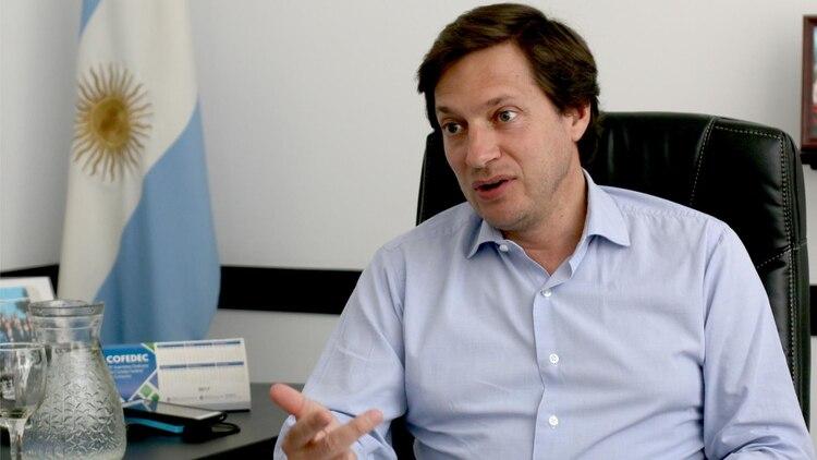 El director de Defensa del Consumidor, Fernando Blanco Muiño, recibió el martes a las administradoras de los planes