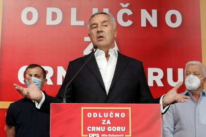 Milo Đukanović, presidente de Montenegro (REUTERS/Stevo Vasiljevic)