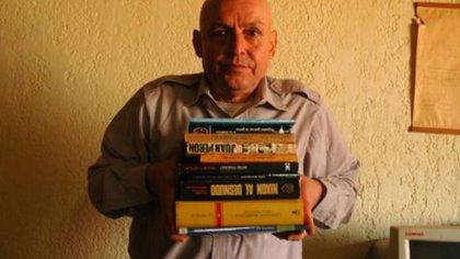 Robledo Puch hoy tiene 65 años.