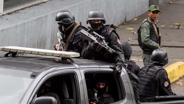 Albán fue detenido por el Sebin el viernes pasado