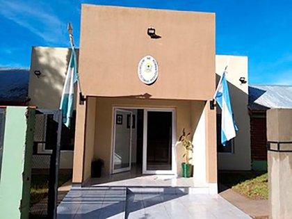 Edificio de la Comisión Vecinal