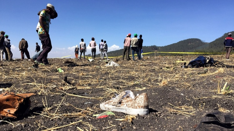 El accidente aéreo dejó un saldo de 157 muertos (REUTERS/Tiksa Negeri)