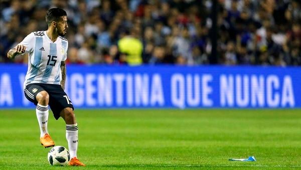 Lanzini se privará de debutar en citas mundialistas por lesión (Nicolás Aboaf)