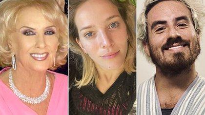 Mirtha Legrand y Luisana Lopilato se comunicaron con Fede Bal cuando se enteraron que tenía cáncer