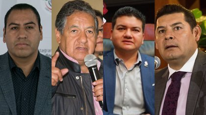 Senadores (Foto: Cuartoscuro/twitter@OvidioPeraltaS)