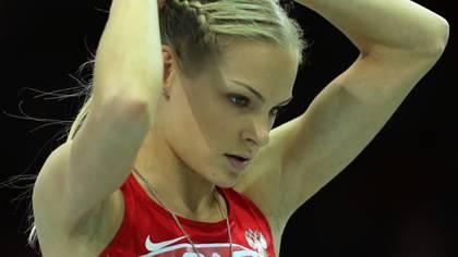 Darya Klishina es una de las atletas más reconocidas de Rusia (IG: @dariaklishina)