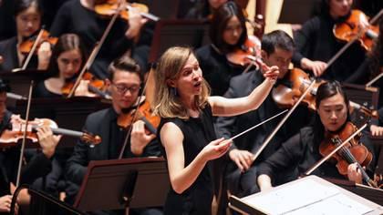Llegó tiempo de las mujeres al frente de las grandes orquestas