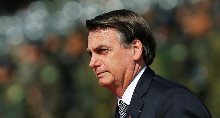 Jair Bolsonaro decretó una suspensión de quemas durante dos meses para frenar los incendios en el Amazonas