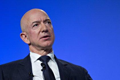 Jeff Bezos. Foto: Andrew Harrer/Bloomberg