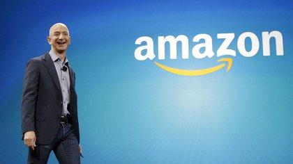 Jeff Bezos, fundador y CEO de Amanzon (AP)