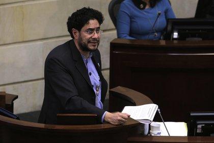 03/09/2020 El senador Iván Cepeda, del Polo Democratico. POLITICA SUDAMÉRICA COLOMBIA LATINOAMÉRICA INTERNACIONAL EL TIEMPO / ZUMA PRESS / CONTACTOPHOTO